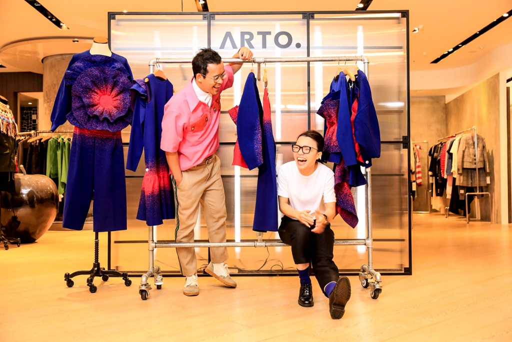Streetwear trend gives way for more tailoring, says Joyce merchandising head