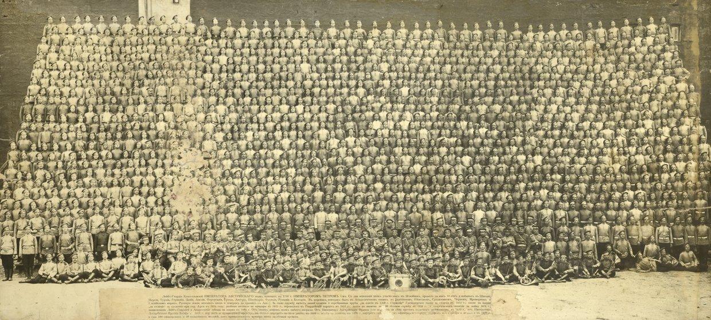 Лица с фотографии Кексгольмского полка
