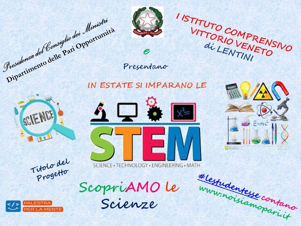 Progetto STEM: ScopriAmo le Scienze Video realizzato con ...