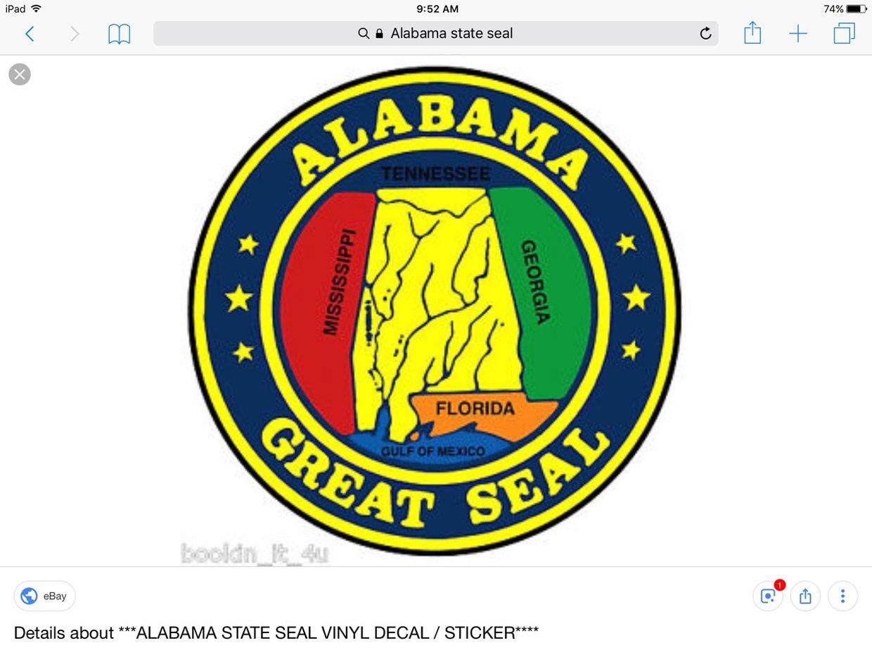 Alabama State Seal