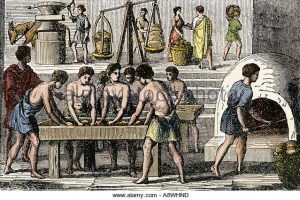 Slaves In Ancient Rome