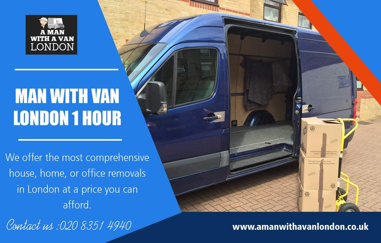 c27b648f24 Man With Van London 1 Hour