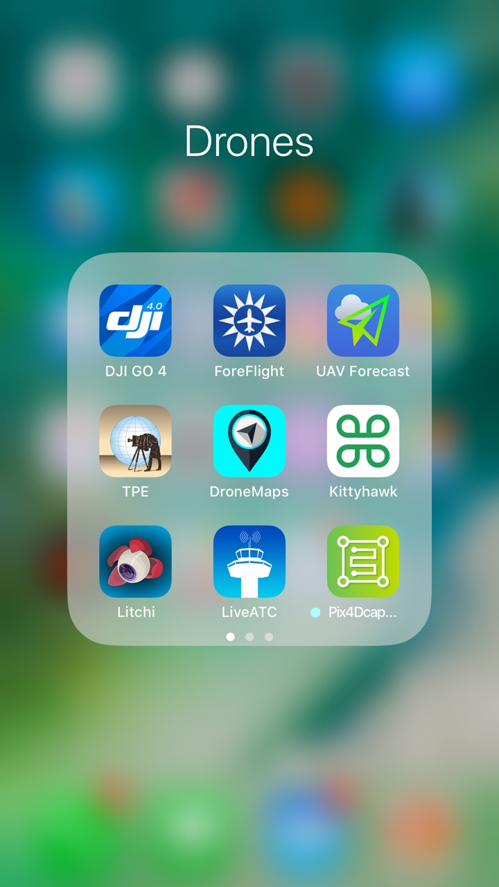 Can we drone without a phone? No  Here's some apps to make your