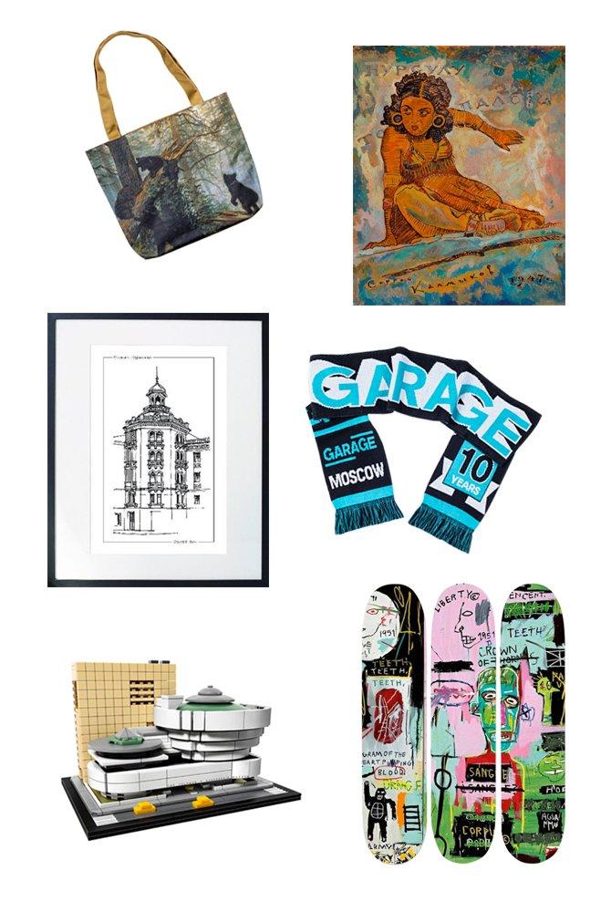 Список идеальных подарков: для гурманов, арт-ценителей и домоседов (фото 3)