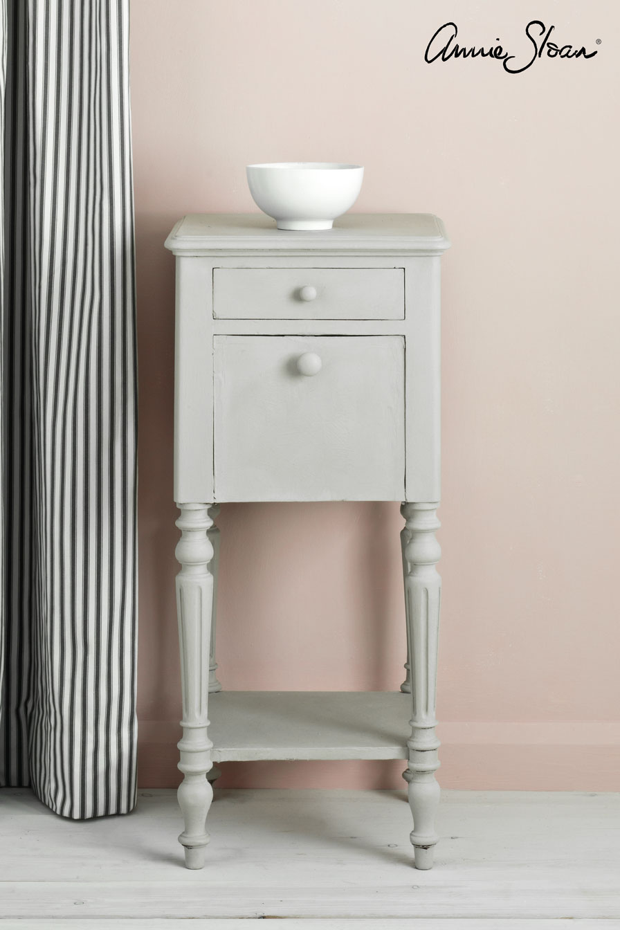 Chicago Grey Side Table