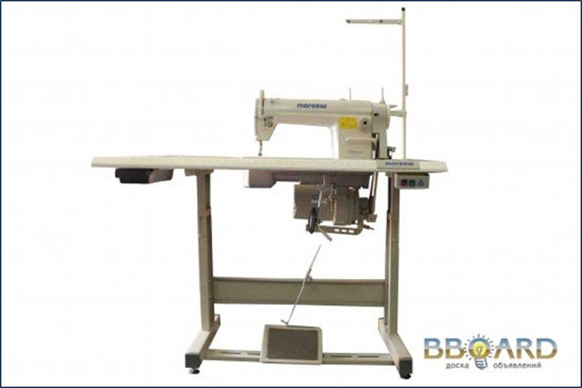 Загальна будова швейної машини