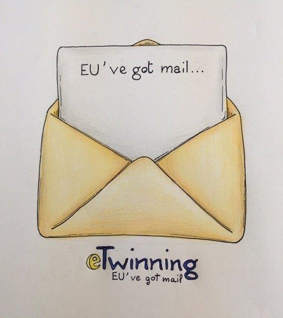 EU've got mail - an eTwinning project