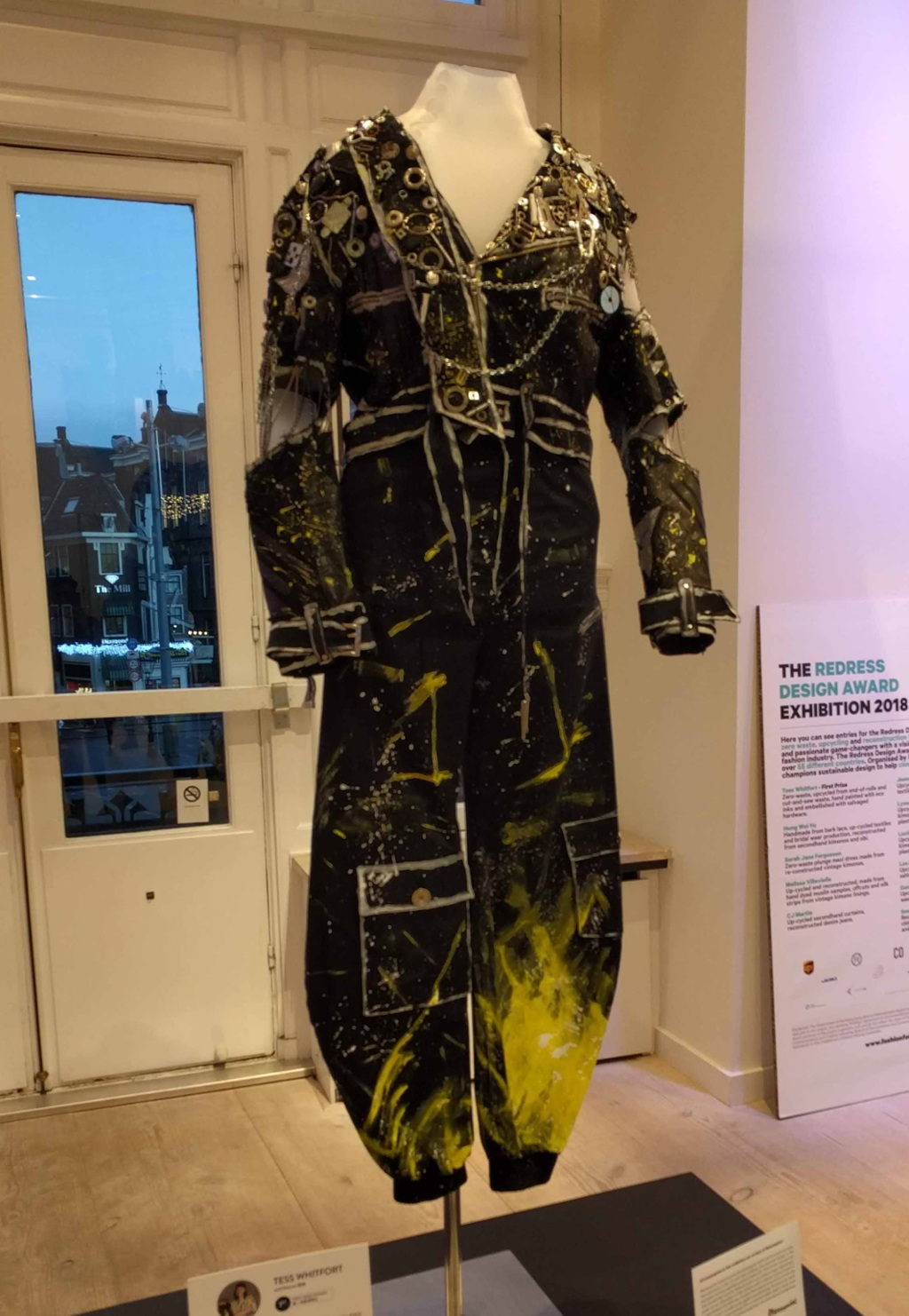 Redress Design Awards: Mode kan ook zonder afval