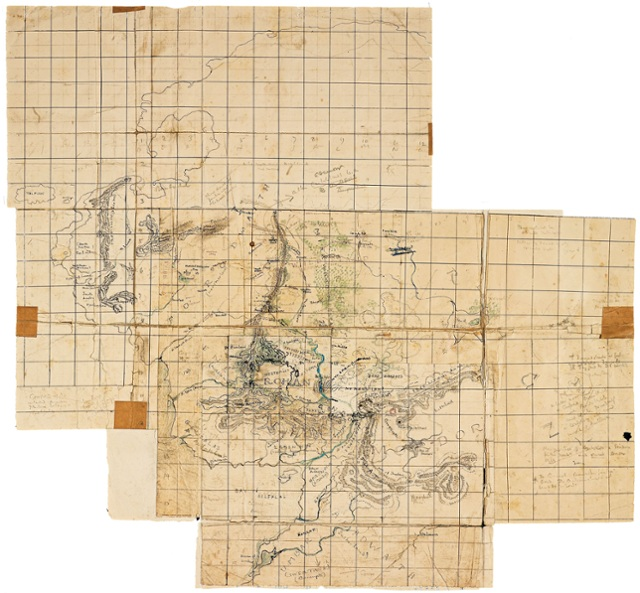 Inside Tolkien: Maker of Middle-Earth at the Morgan Library