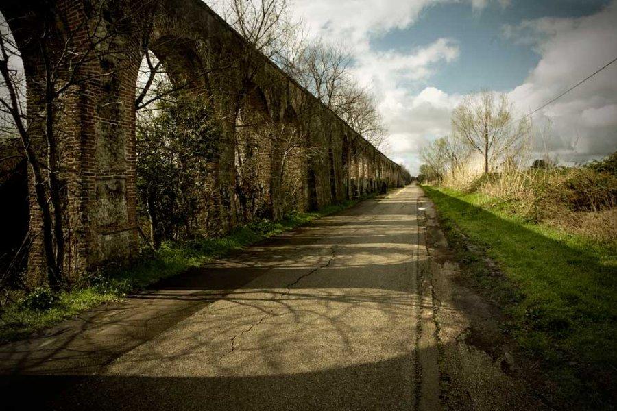 La Via degli Acquedotti tra Lucca e Pisa