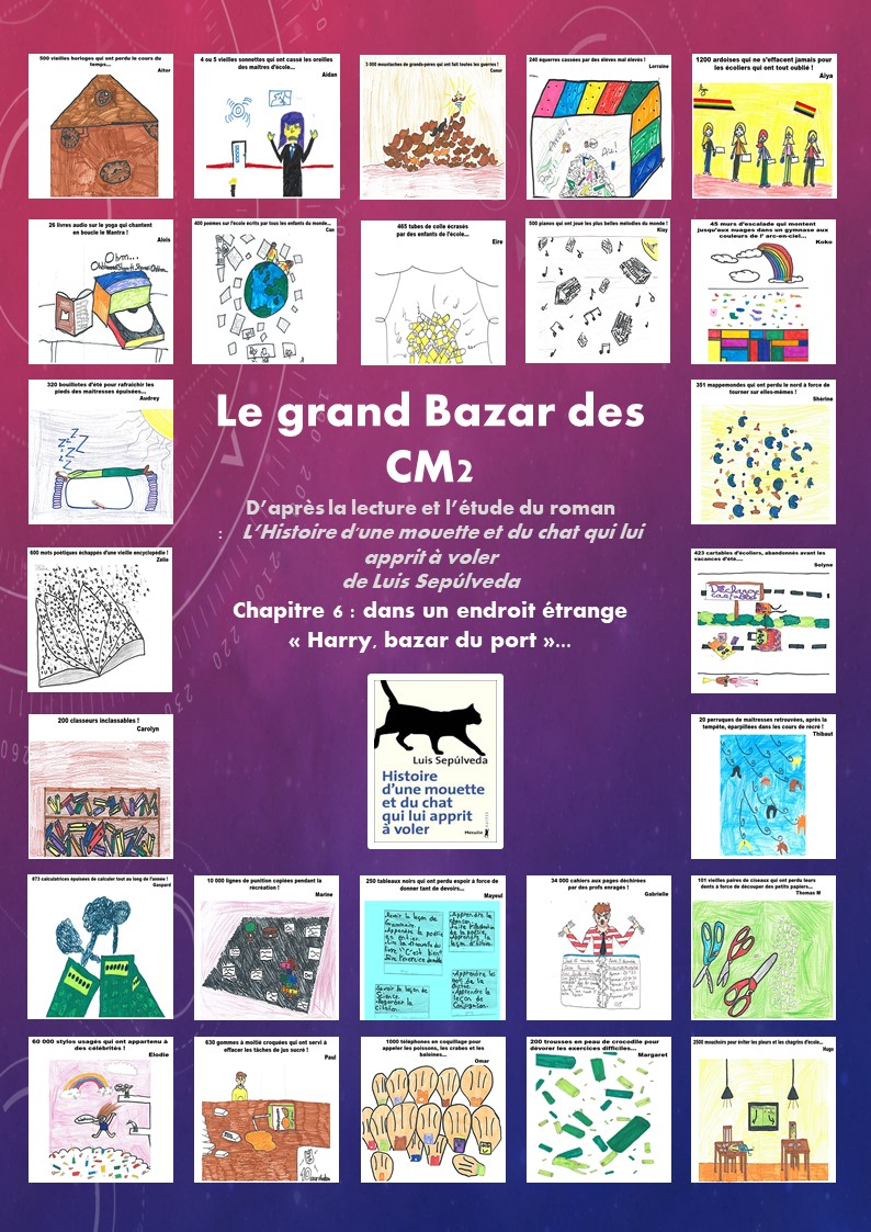 Le grand bazar des CM2