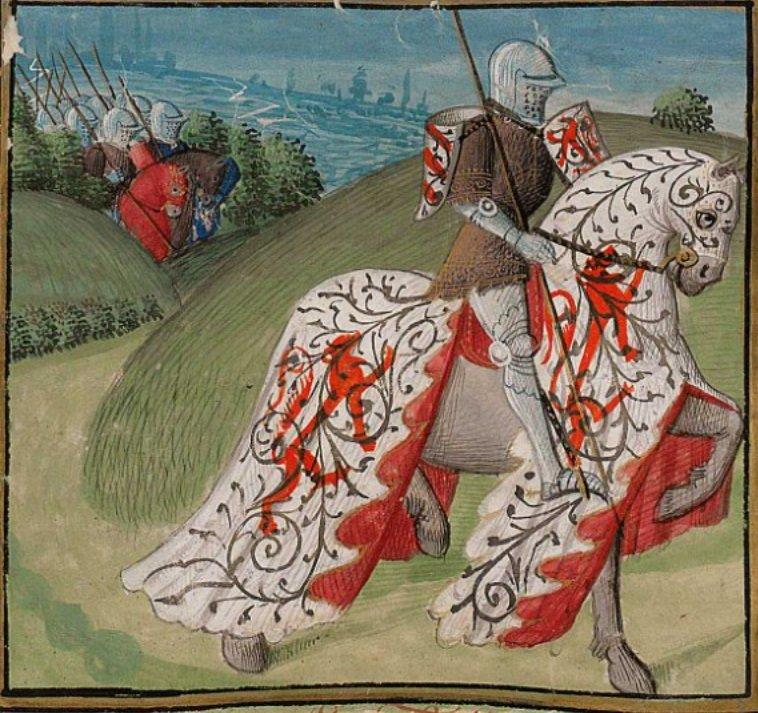 Le chevalier : Lancelot
