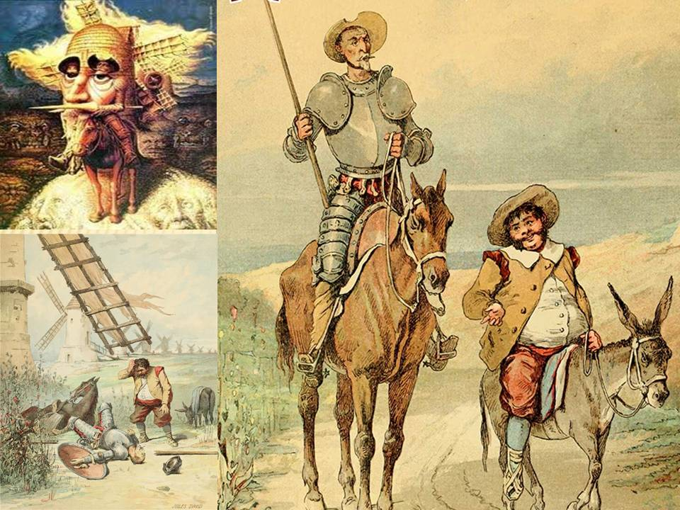 "Мігель де Сервантес Сааведра ""Дон Кіхот"""