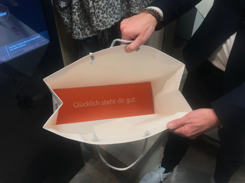 In Bildern: Vorabbesuch im Bonprix Fashion Connect Store