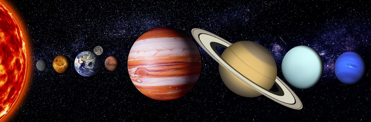 Слънчева система - 4.клас