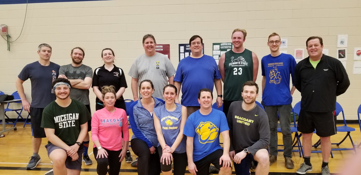 4th Annual Staff-v-8th Grade Basketball Game