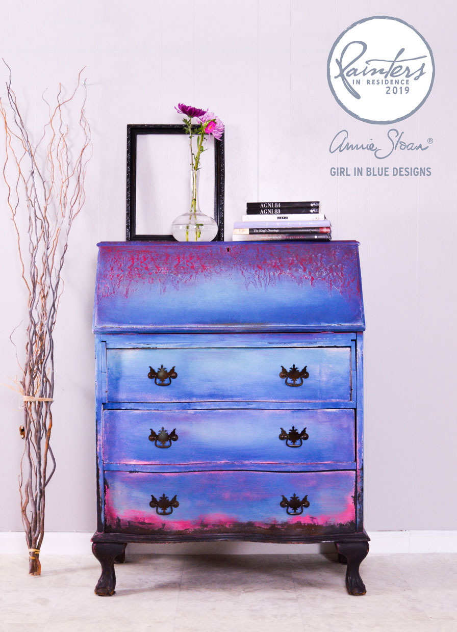 Inspiration Textured Bureau By Girl In Blue Designs