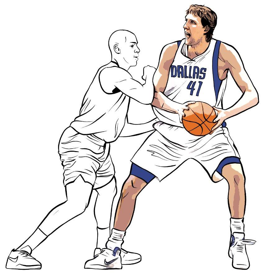Signature shot: Breaking down how Dirk Nowitzki's one-legged