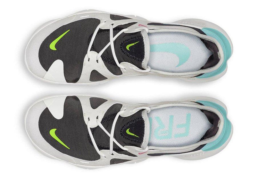 Nike Free Flyknit 5.0 Barefoot Dark Blue Shoes [nikefree 060