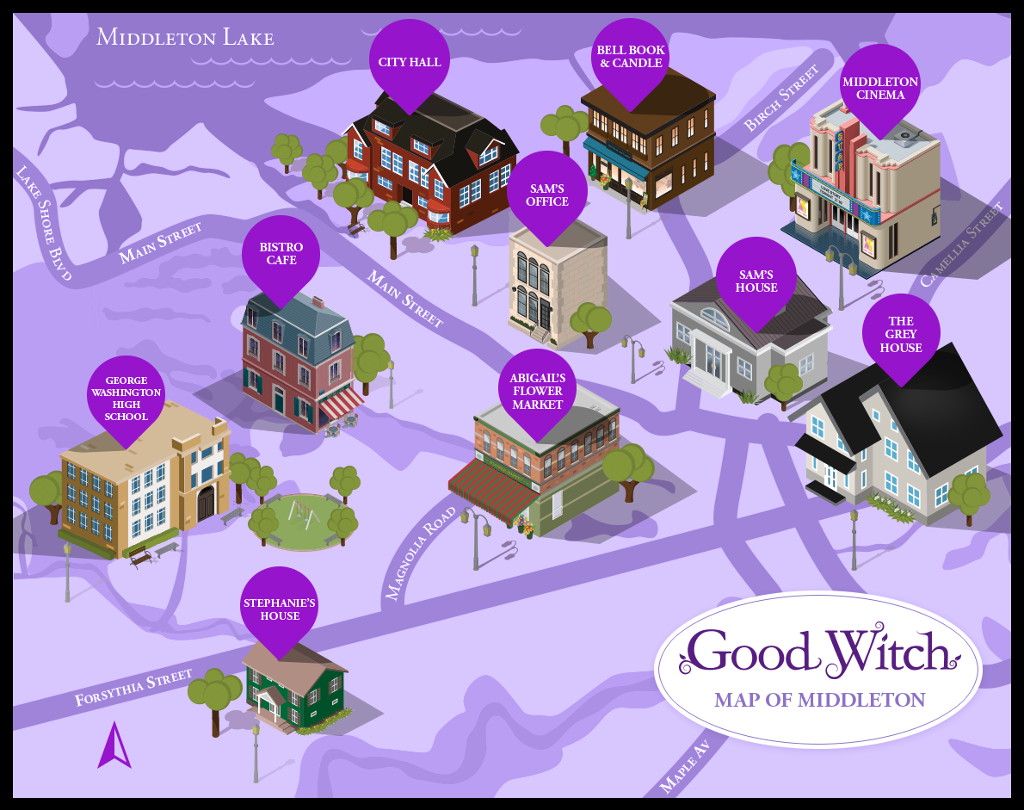 About Good Witch - W Network