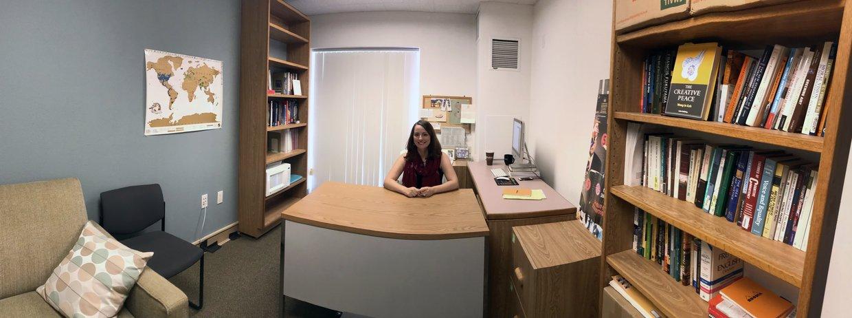 Office Hours: Professor Lauren Prather