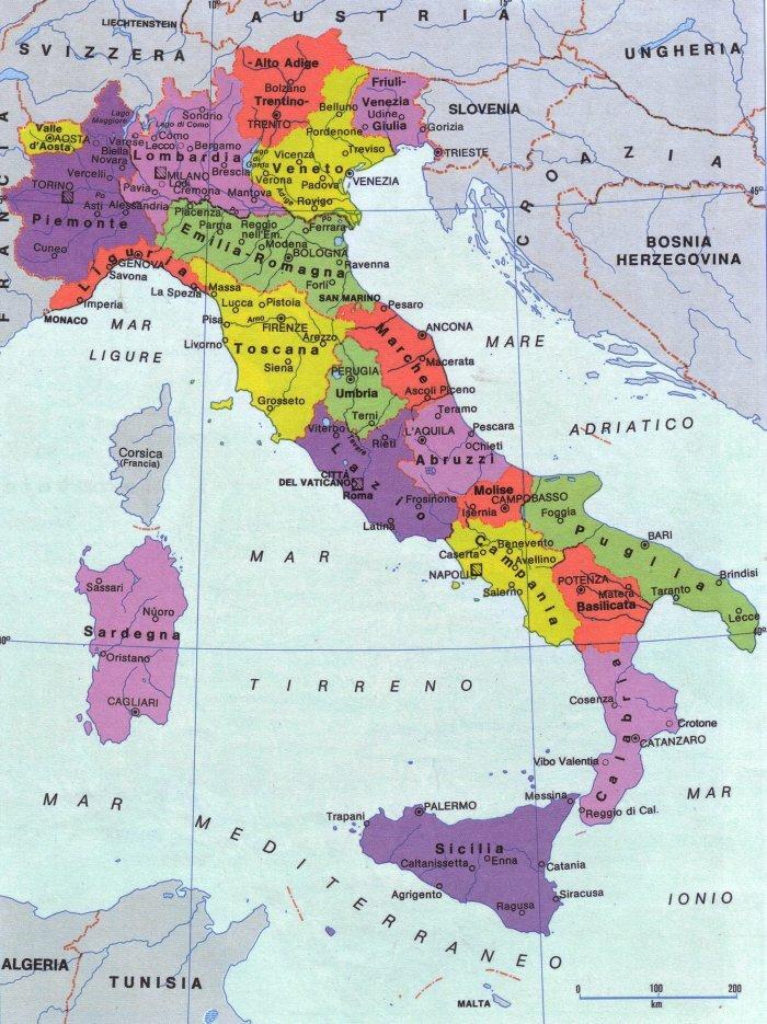Cartina Italia Interattiva Html.Mappa Interattiva Siti Unesco Italia