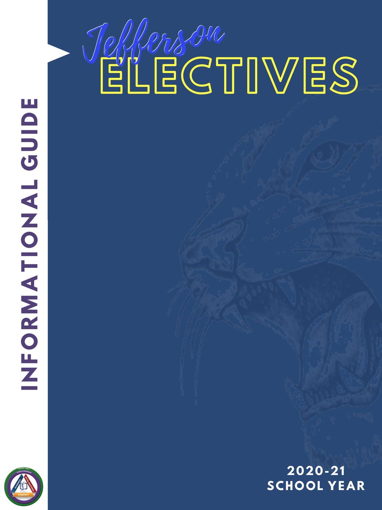 Jefferson 2020-21 Electives