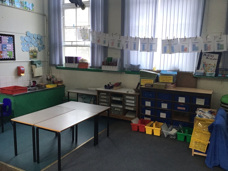 Y1S classroom tour