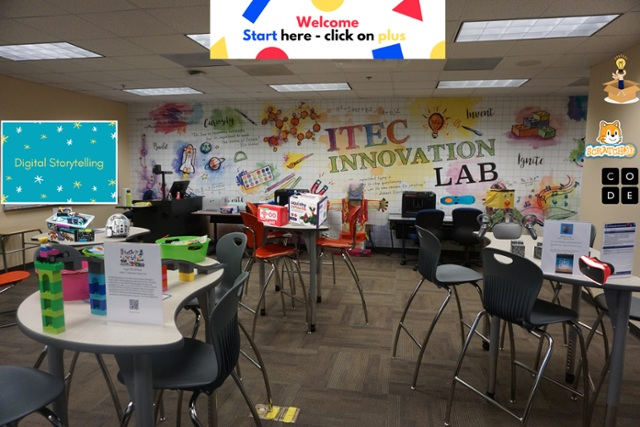 ITEC Innovation Lab Tour