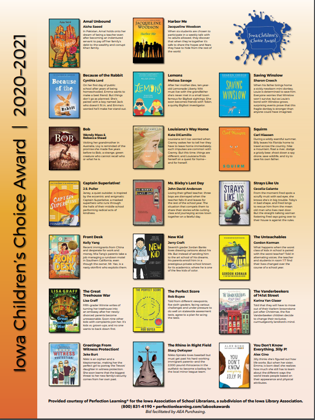 ICCA 2020-20201 Book Trailers