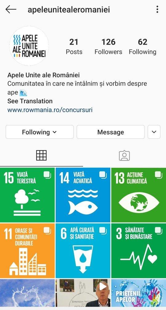 Green Rivers for Romania, Daria Vasile, LAM Lipova, Romania