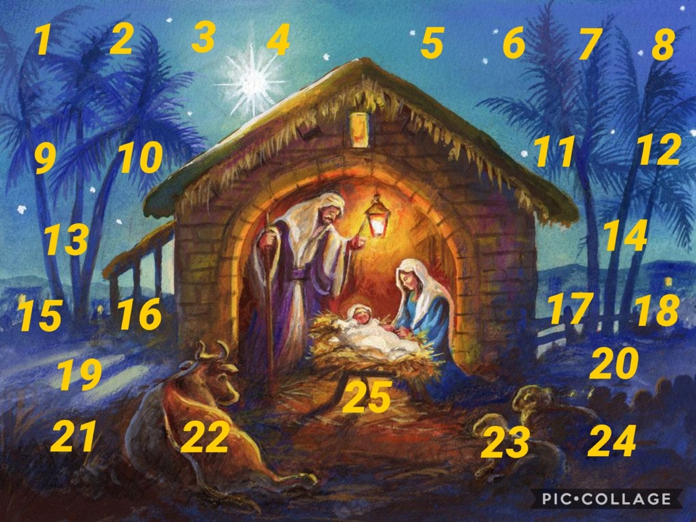 St Alban's Catholic School Advent Calendar 2020
