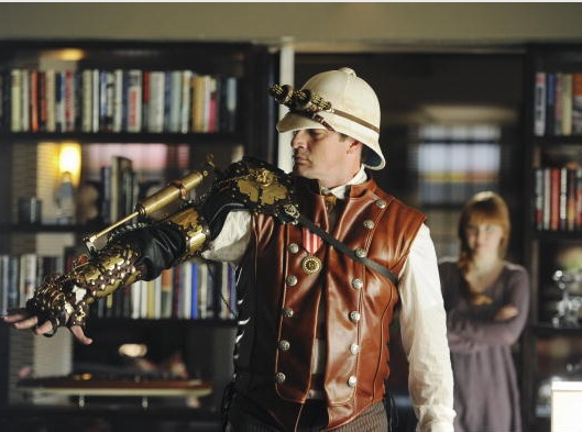 The Steampunk Scholar - all things intellectual about...