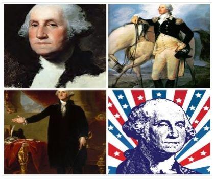 George Washington was strong, George Washington was hones...