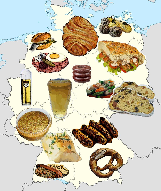 Deutschlands Spezialitäten