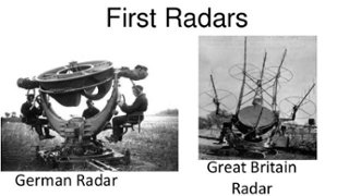 Inventions in ww2 by adam pottinger thinglink radar the radar created by both germany and great britain the radar used of radio waves to locate enemy aircraft in the 1930s publicscrutiny Image collections