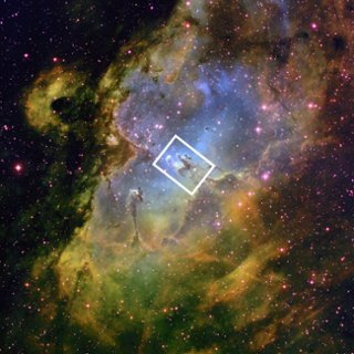 The Hubble Telescopes Most Iconic Image Explained Vox - Nasa release new hd photographs iconic pillars creation photo