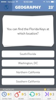 Trivia Crack: Really Stupid Questions