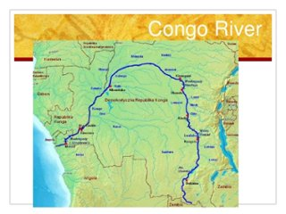 Africa Geography Young P Hickey Conall ThingLink - World map congo river