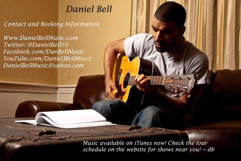 Daniel Bell - New Musc Coming Soon!!
