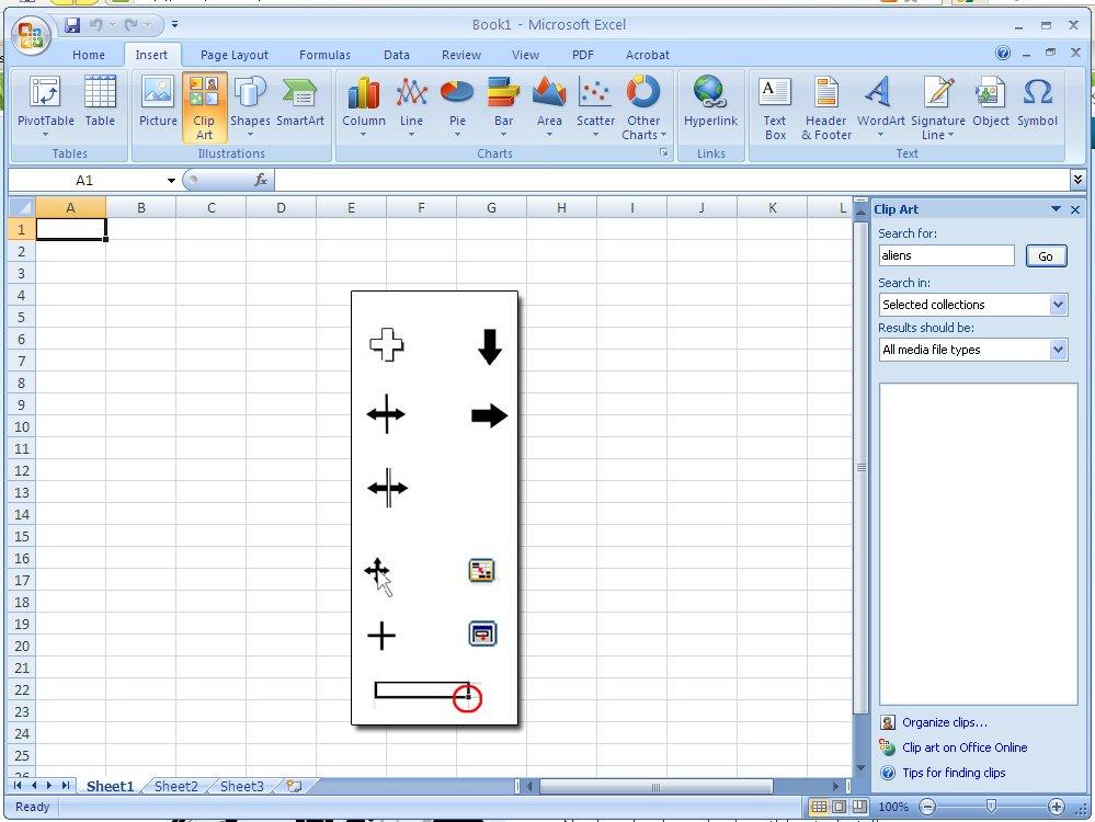 Excel Desktop Interactive