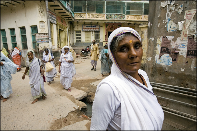 The plight of Indian widows
