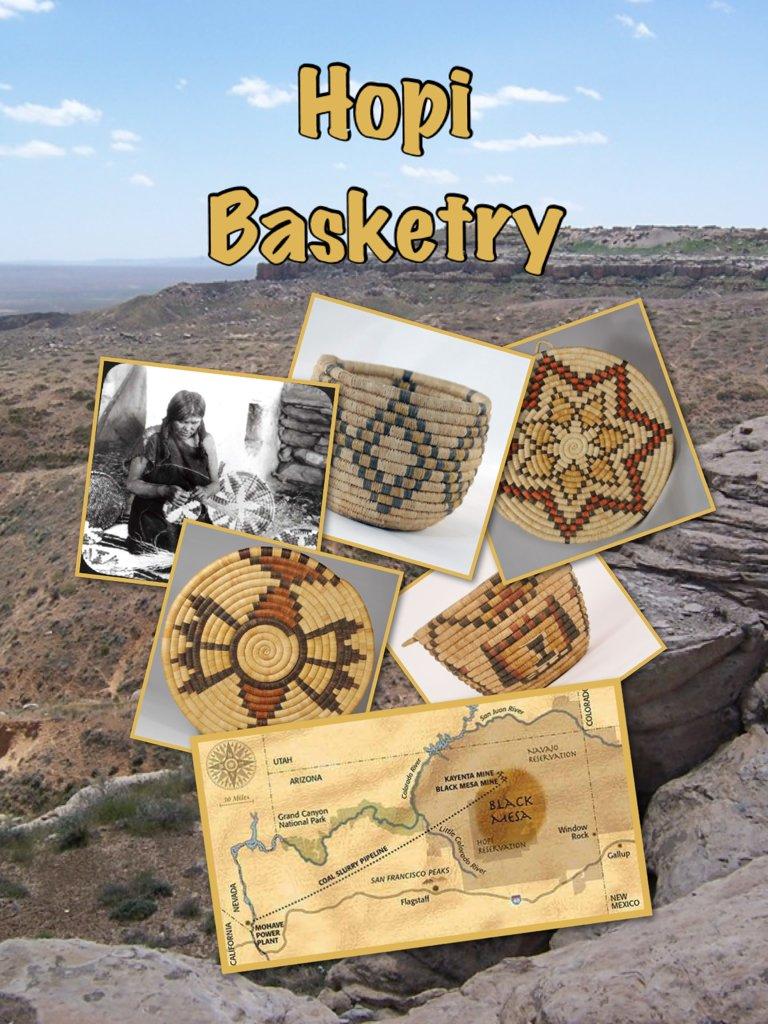 Hopi Basketry and Native History