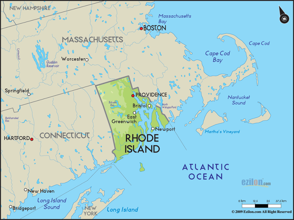How Rhode Island Was Founded
