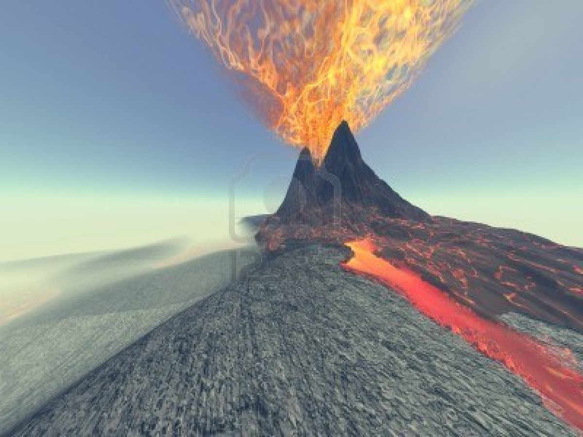 FACTS about volcano, BILL NYE THE SCIENCE GUY VOLCANOES B...