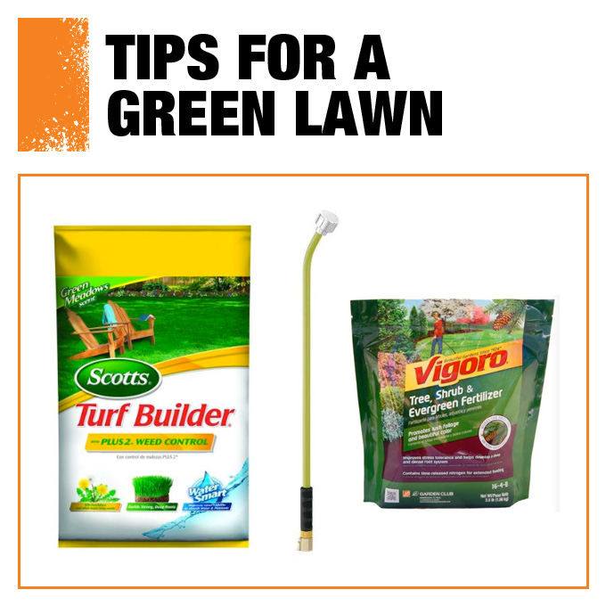 Tips and Tricks for a Green Lawn Part 2 / Call Me PMc > Call Me PMc