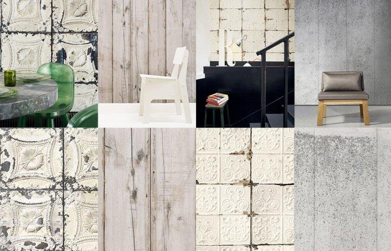 Industrieel Behang Slaapkamer : Industrieel behang slaapkamer ~ referenties op huis ontwerp