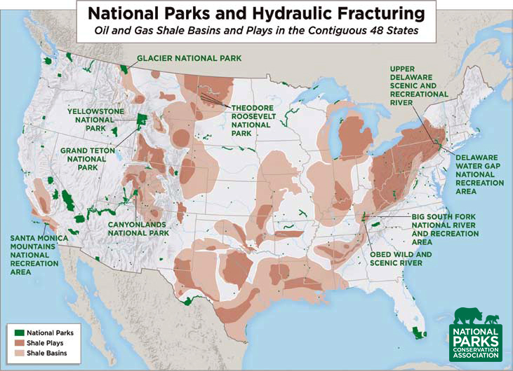 National Parks and Hydraulic Fracturing · National Parks ...
