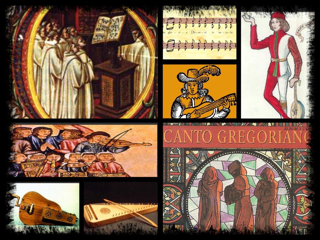 Canto Gregoriano, Canto Gregoriano, Juglar, Trovador, Zan...