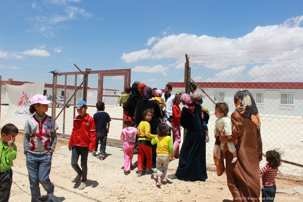 An interactive guide to life in Zaatari refugee camp